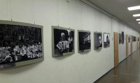 Фотовыставка «101 Жизнь. Погибшие дети Донбасса»