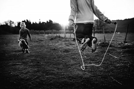 Niki Boon. Красивые и искренние фотографии детства без гаджетов