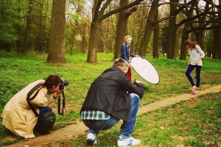 Вінниця, фотостудія ZEBRA, курс Базової фотографії