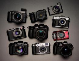 «ТОП 10» компактных фотокамер для путешествующих