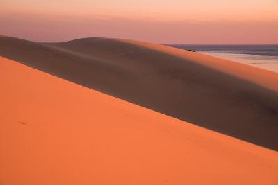 песчаные дюны Аркашона