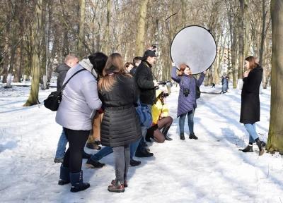 Курс «Базова цифрова фотографія» у м. Вінниця