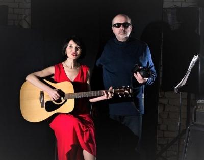 Ирина Антонович и Валерий Лещинский
