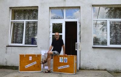 Виставка Best of ФотоПАВЛО успішно дісталася в Дмитровичі