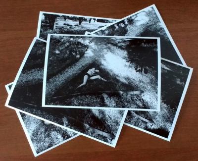 Фотопроект Дмитрия Краковича «Язык жестов для интровертов»