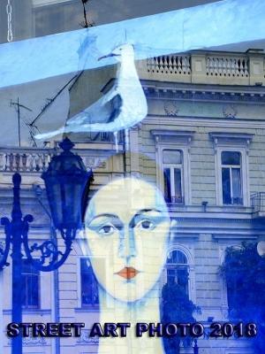 Експозиція Другого Відкритого Міжнародного Фестивалю Street Art Photo 2018