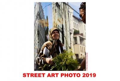 ТРЕТІЙ ФЕСТИВАЛЬ STREET ART PHOTO 2019