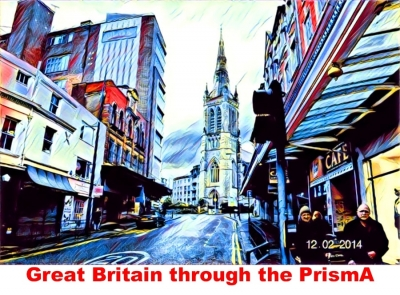 Фотовиставка «Great Britain through the PrismA»