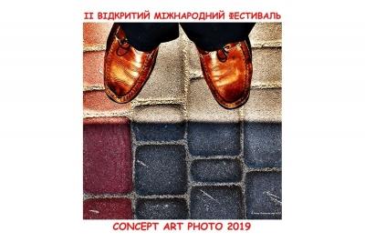 МІЖНАРОДНИЙ ФЕСТИВАЛЬ КОНЦЕПТУАЛЬНОЇ ФОТОГРАФІЇ 2019