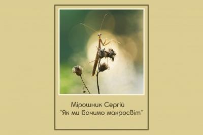 Artist talk Сергія Мірошника