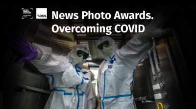 Фотоконкурс News Photo Awards. Overcoming COVID.