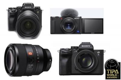 Камера Sony Alpha 1 лучшая полнокадровая камера по версии TIPA World Awards 2021